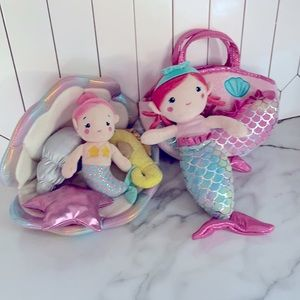 Mermaid Soft Play Baby/Toddler Toys
